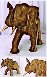 Scultura Elefante