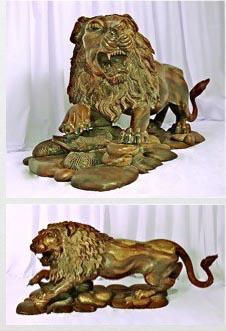 Scultura Leone