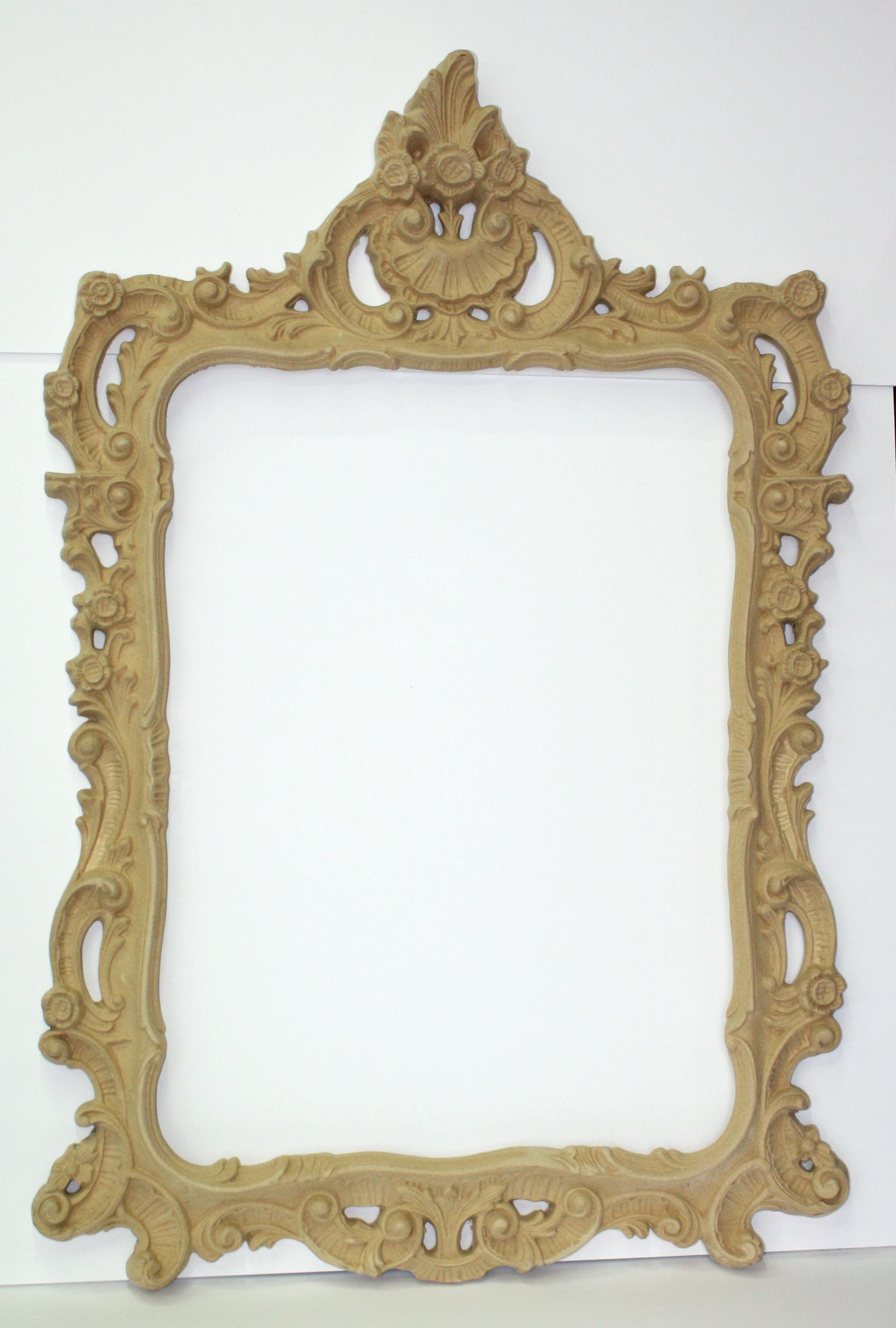Specchiera barocca