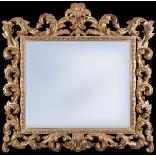 Specchiera oro antico