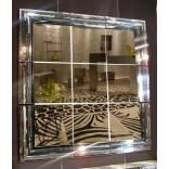 Specchiera mosaico